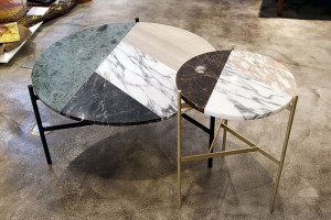 Patchworks Marble Table